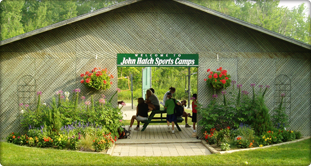 John Hatch Sports Camps - Location